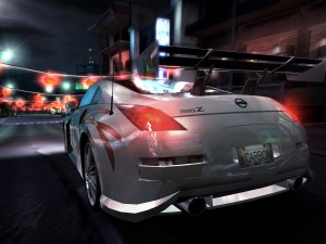 Need For Speed Carbon gameplay