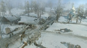 Company of Heroes 2 with cheats