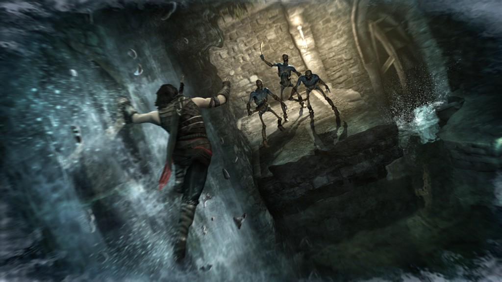 Prince of Persia The Forgotten Sands free game