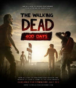 The Walking Dead 400 Days