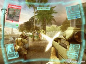 Tom Clancy's Ghost Recon PC Free Download cheats