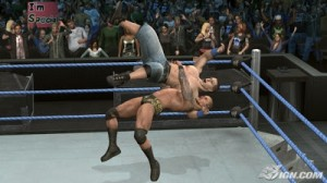 WWE Smackdown Vs Raw 2010 with cheats