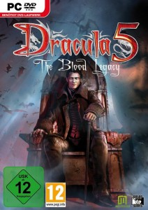 Dracula 5 The Blood Legacy pc game