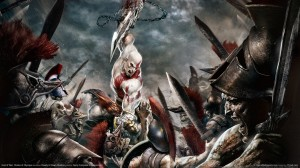 God of War 2 with cheats code