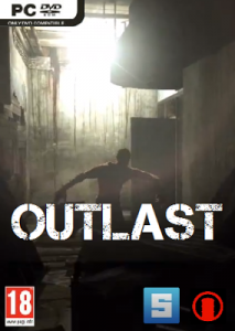 Outlast Cover pc game