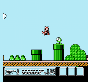 Super Mario Bros 3 crack version