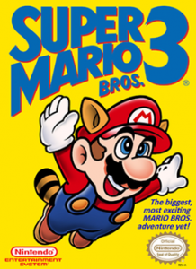 Super Mario Bros 3 pc game