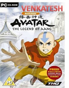 The Avatar The Last Airbender pc game