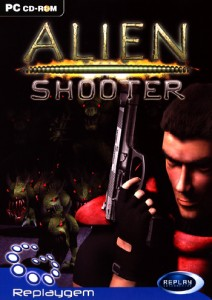 Alien Shooter The Experiment pc game cover