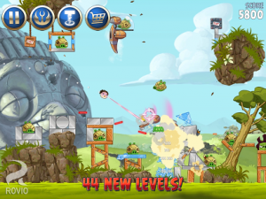 Angry Birds Star Wars II download free