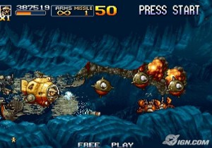 Metal Slug Anthology final version