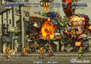 Metal Slug Anthology pc game