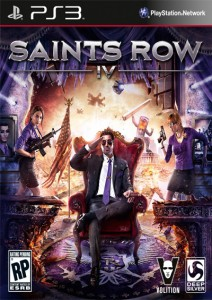 Saints Row IV PS3  download