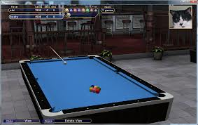 Virtual Pool 4  free download with cheats code