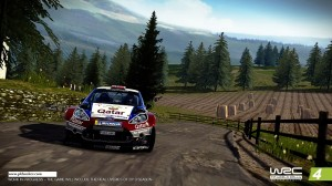 World Rally Championship 4 pc game download