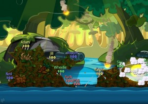Worms Battle Islands pc download