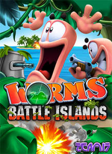 Worms Battle Islands pc game