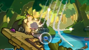 Worms Battle Islands pc game free download