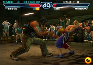 Tekken 4 PS2 crack version