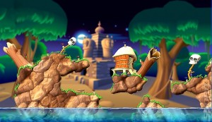 Worms Open Warfare download now