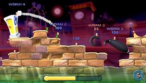 Worms Open Warfare free download game