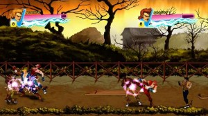 Double Dragon Neon download with cheats