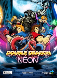 Double Dragon Neon pc highly compressed