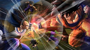Dragon Ball Z Battle of Z PS3 game for free