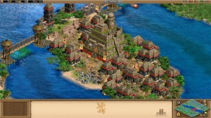 Age of Empires II The Forgotten gameplay