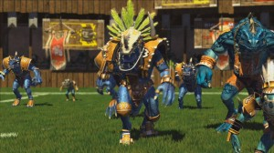 Blood Bowl game