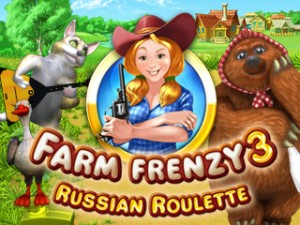Farm Frenzy 3 Russian Roulette game