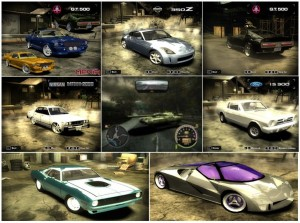 Need for Speed Most Wanted Black Edition Game