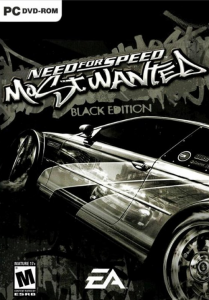Need for Speed Most Wanted Black Edition PC Game