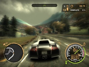 Need for Speed Most Wanted Black Edition Screenshots