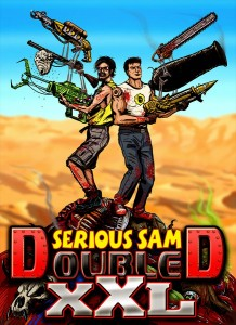 SERIOUS SAM DOUBLE D XXL Game