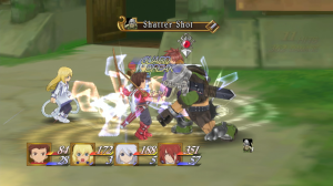 Tales of Symphonia Chronicles game