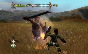 The Lord of the Rings Aragorn's Quest game download