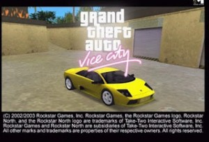 Grand Theft Auto Vice City game images