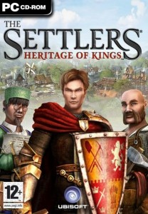 The Settlers Heritage of Kings game