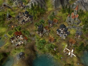 The Settlers Heritage of Kings pc game