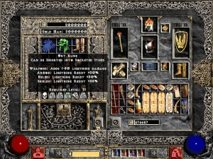 Diablo 2 Lord of Destruction game