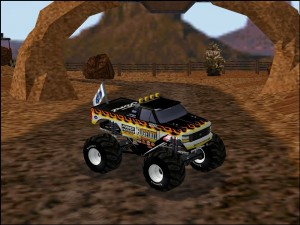 Monster Truck Madness 2 game