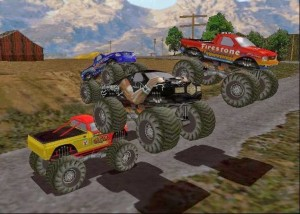 Monster Truck Madness 2 pc game
