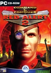 Command & Conquer Red Alert 2 game