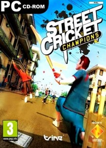 Street Cricket Champions game