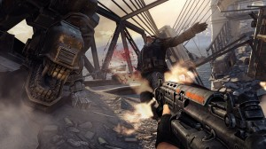 Wolfenstein The New Order free game