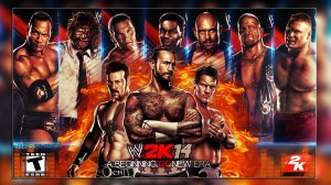 WWE 2K14 PS3 Download