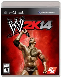WWE 2K14 PS3 Game
