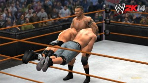 WWE 2K14 game images