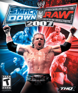 WWE Smack Down vs Raw 2007 PC Game